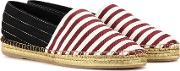 Marc Jacobs , Printed Fabric Espadrilles