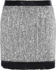 Tom Ford , Embellished Silk Skirt