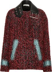 Balenciaga , Exclusive To Mytheresa.com Boucle Wool Blend Jacket