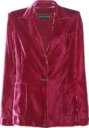 Tom Ford , Velvet Blazer