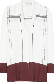 By Malene Birger , Angelica Printed Blouse