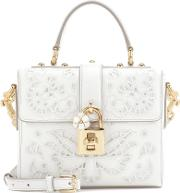 Dolce & Gabbana , Dolce Soft Leather Shoulder Bag