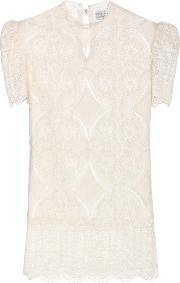 Hillier Bartley , Lace Top