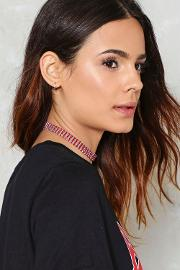 Nasty Gal , Iced Out Diamante Choker
