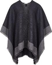 Reiss , Valerie Knitted Poncho In  Womens