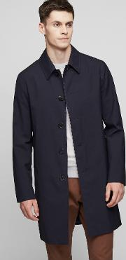 Reiss , York Mid Length Mac In  Men