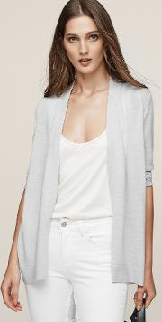 Reiss , Tanner Open Front Cardigan In  Womens