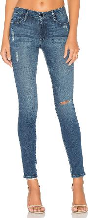 Black Orchid , Jude Mid Rise Super Skinny