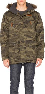 Columbia , Barlow Pass 550 Turbodown Jacket