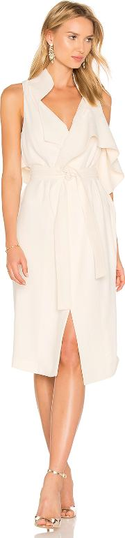 Halston Heritage , Draped Wrap Dress