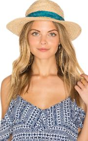 Hat Attack , Embroidered Inset Band Hat