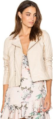 June , Fitted Moto Jacket