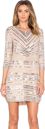 Parker Black , Petra Embellished Dress