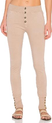 Ragdoll , Sweatpant With Brass Buttons