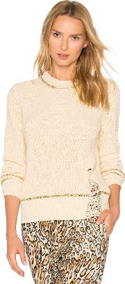 Raquel Allegra , Shred Sweater