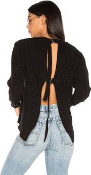 Arc , Liv Back Buckle Sweater