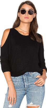Chaser , Cold Shoulder Dolman Thermal Tee