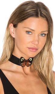 Child Of Wild , Monarch Leather Choker