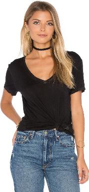 Cotton Citizen , Mykonos V Neck Tee