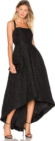 Cynthia Rowley , Jacquard High Low Gown