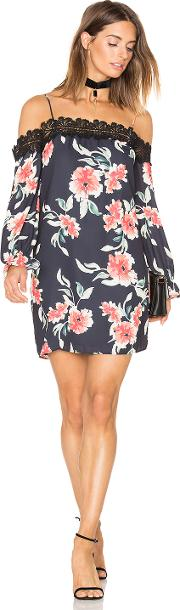 Eight Sixty , Whispering Floral Dress