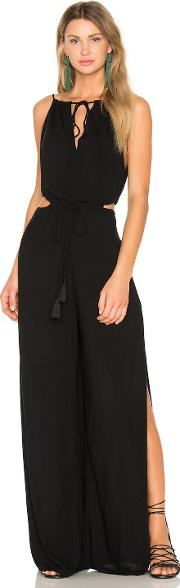 Farm , Slit Leg Jumpsuit