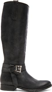 Frye , Melissa Knotted Tall Boot