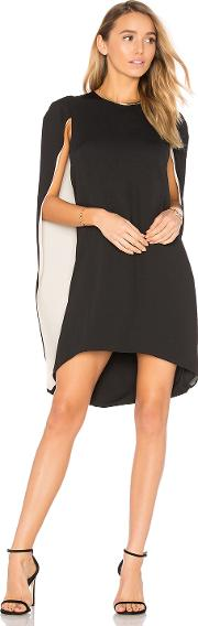 Halston Heritage , Cape Dress