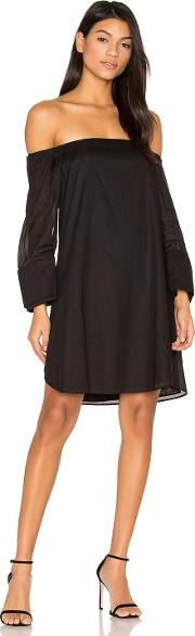Halston Heritage , Cold Shoulder Dress