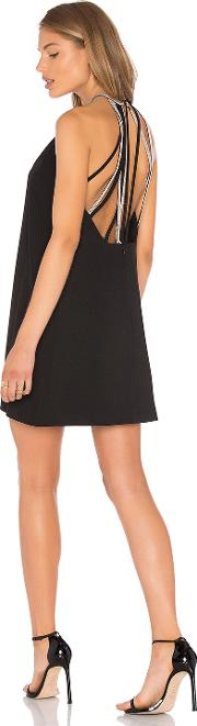 Halston Heritage , High Neck Dress