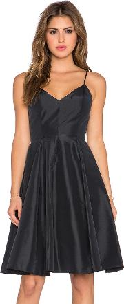 Halston Heritage , Taffeta Mini Dress