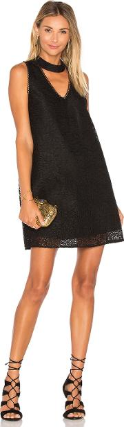 Lucy Paris , Alexa V Neck Dress