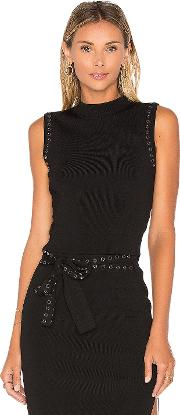 Lucy Paris , Cathleen Eyelet Top