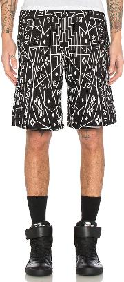 Marcelo Burlon , Salomon Shorts