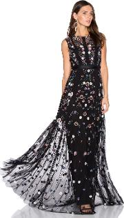 Needle & Thread , Floral Ombre Gown