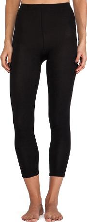 Plush , Footless Fleece Lined Tights