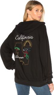 Project Social T , California Embroidered Hoodie