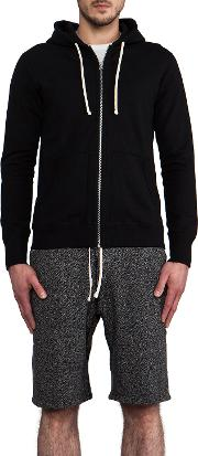 Reigning Champ , Core Full Zip Hoodie