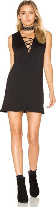 Riller & Fount , Elsa Criss Cross Mini Dress
