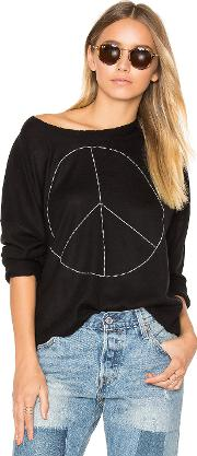 Sundry , Peace Cashmere Sweater