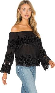Endless Rose , Off The Shoulder Top