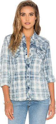 Black Orchid , Button Up Top
