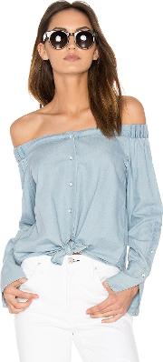 Dl1961 , East Hampton Off Shoulder Top