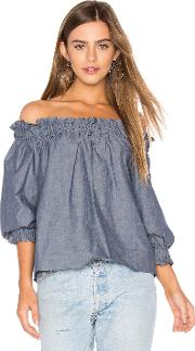 Eight Sixty , Off Shoulder Top