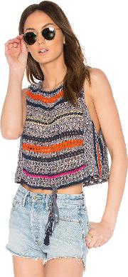 Free People , Step Outside Tank