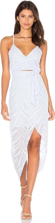 Lumier , Change Of Thought Wrap Dress