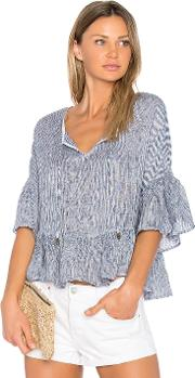 Maven West , Dani Peasant Blouse