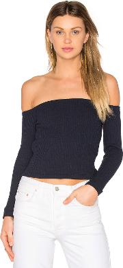 Mcguire , Bella Ribbed Sweater