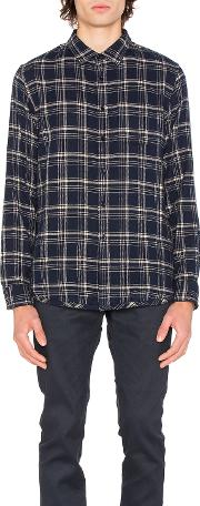 Outerknown , Eugene Plaid Shirt
