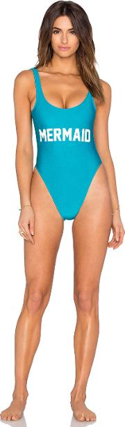 Private Party , Mermaid One Piece Swimsuit